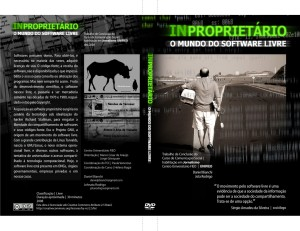 Capa do documentário