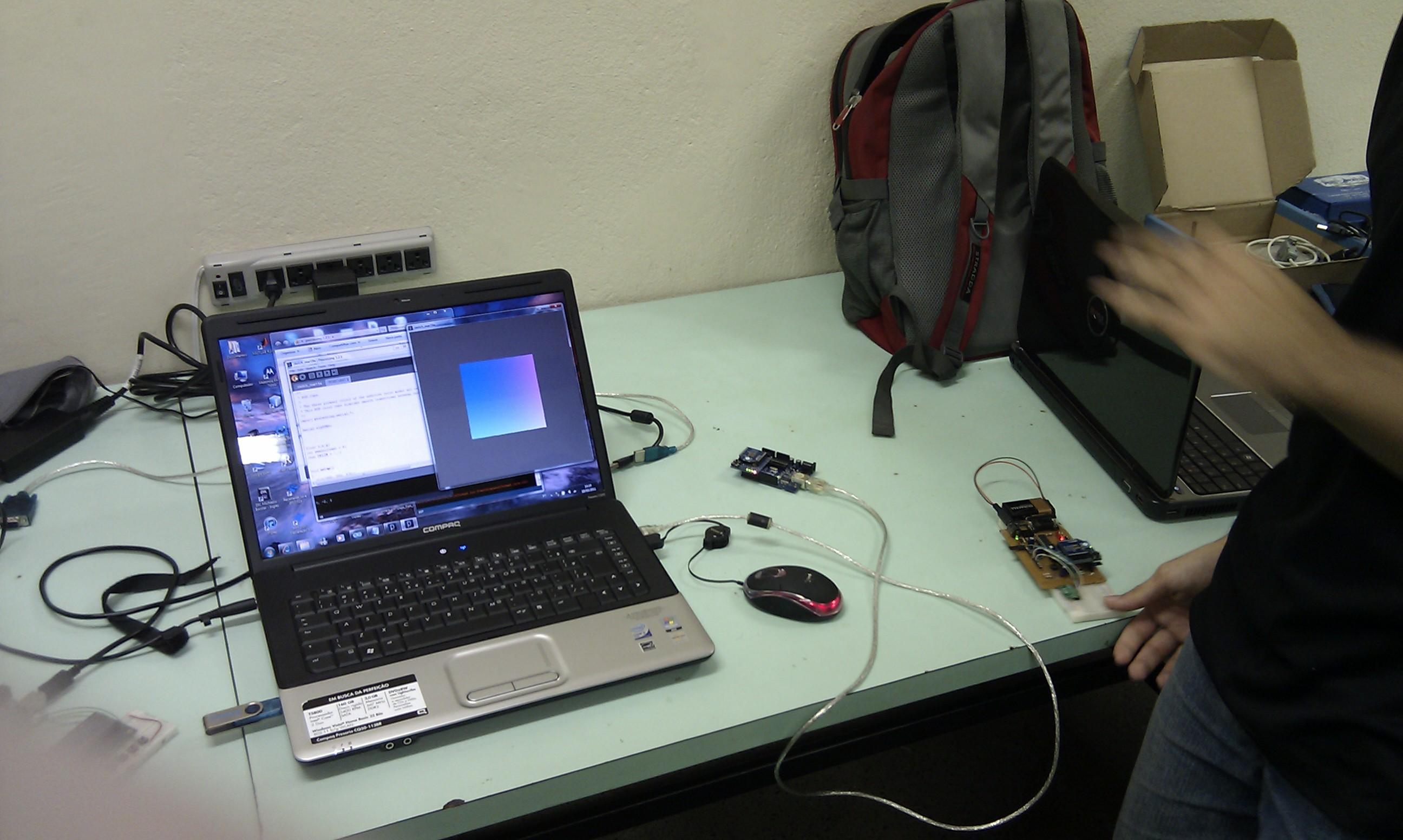 Arduino no ifsp templário da tecnologia